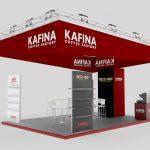 Kafina expo stand