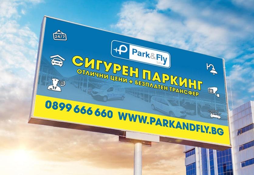 Park and Fly megaboard design