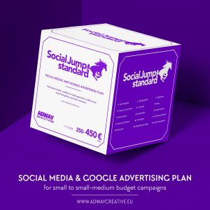 Social Media Advertising plan - Jump Standard